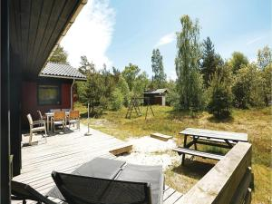 Holiday home Lyngvejen Aakirkeby III, Holiday homes  Vester Sømarken - big - 12