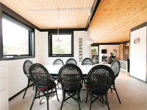 Holiday home Lyngvejen Aakirkeby III, Prázdninové domy  Vester Sømarken - big - 4