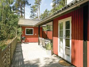 Egernbo, Holiday homes  Vester Sømarken - big - 18