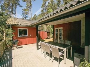 Egernbo, Holiday homes  Vester Sømarken - big - 16