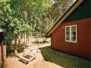 Egernbo, Holiday homes  Vester Sømarken - big - 15