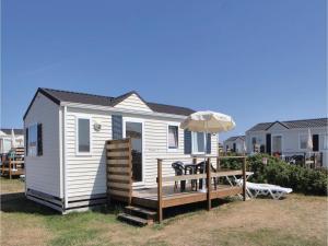 Holiday Home Hvide Sande A5, Holiday homes  Hvide Sande - big - 1