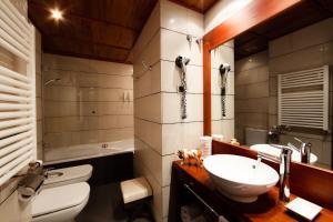 Hotel Ciria, Отели  Бенаске - big - 32