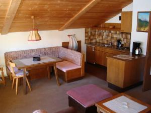 Ferienhaus Antonia, Apartmanhotelek  Ehrwald - big - 10