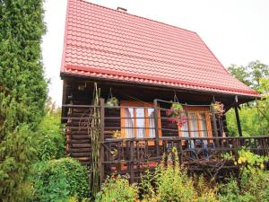 Holiday home Gietrzwald Szabruk Sila
