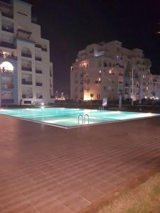 Appartement Cité des Jardins, Apartmány  Martil - big - 17