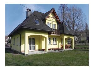 Holiday home Brenna Ul. Jaworowa, Ferienhäuser  Brenna - big - 16