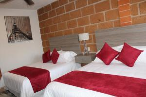 Hotel Boutique La Herencia, Hotely  Tequisquiapan - big - 33