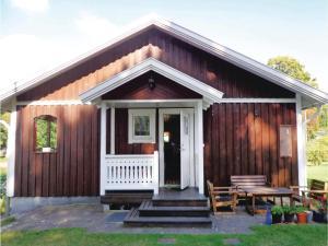 Holiday home Bolmstad, Gösvägen Ljungby, Nyaralók  Norra Rataryd - big - 9