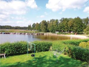 Holiday home Bolmstad, Gösvägen Ljungby, Dovolenkové domy  Norra Rataryd - big - 9