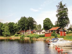 Holiday home Bolmstad, Gösvägen Ljungby, Dovolenkové domy  Norra Rataryd - big - 12