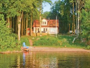 Holiday home Bokholmen Ljungby, Ferienhäuser  Norra Rataryd - big - 16