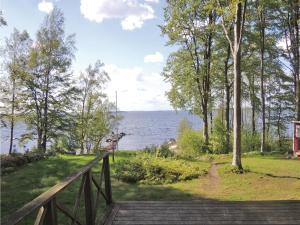 Holiday home Bokholmen Ljungby, Ferienhäuser  Norra Rataryd - big - 14