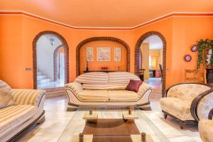 Villa Soleada Calahonda, Vily  Sitio de Calahonda - big - 53