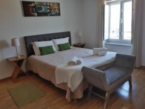 Casa Berlengas a Vista, Apartmanok  Peniche - big - 15