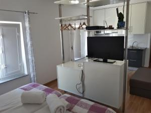 Casa Berlengas a Vista, Apartmanok  Peniche - big - 21