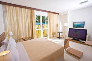 Mar Brasil Hotel, Hotely  Salvador - big - 34