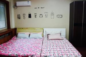 Hanhan's Apartment, Ferienwohnungen  Peking - big - 16
