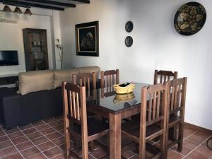 Casas San Cristóbal, Nyaralók  Jimera de Líbar - big - 24