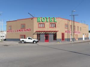 Отель Hotel Campesino, Сьюдад-Хуарес