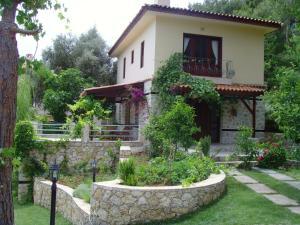 Kleo Cottages, Hotel  Kalkan - big - 23