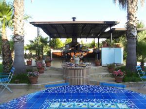 Villa Azolata B&B, Bed and Breakfasts  Partinico - big - 33