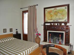 Villa Azolata B&B, Bed and Breakfasts  Partinico - big - 59