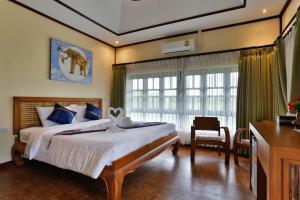ChangKaew Resort ChiangMai, Üdülőtelepek  Szankampheng - big - 8