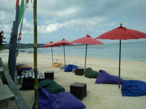 Tarci Bungalows Lembongan, Hotels  Nusa Lembongan - big - 14