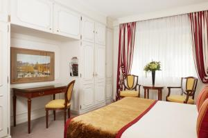 Majestic Hotel Spa, Szállodák  Párizs - big - 56