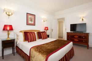 Majestic Hotel Spa, Szállodák  Párizs - big - 55