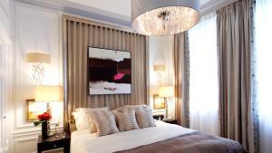 Majestic Hotel Spa, Szállodák  Párizs - big - 22