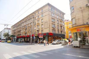 Apartment Rakovski 145