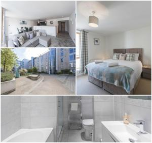The Deluxe West End Apartment, Apartmány  Edinburgh - big - 55