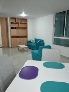 Tribe flat, Apartmány  Santa Marta - big - 4