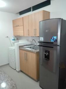 Tribe flat, Apartmány  Santa Marta - big - 9