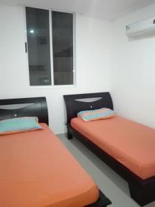 Tribe flat, Apartmány  Santa Marta - big - 11