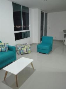 Tribe flat, Apartmány  Santa Marta - big - 12
