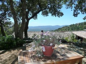 Villa Seteais, Vily  La Garde-Freinet - big - 19