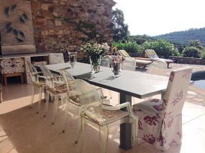 Villa Seteais, Виллы  La Garde-Freinet - big - 20