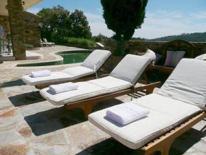 Villa Seteais, Vily  La Garde-Freinet - big - 20