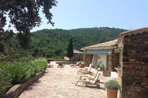 Villa Seteais, Vily  La Garde-Freinet - big - 21