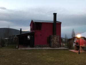 Un Rincón en Piedras Blancas, Загородные дома  Potrerillos - big - 45
