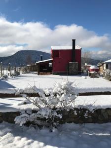 Un Rincón en Piedras Blancas, Загородные дома  Potrerillos - big - 43