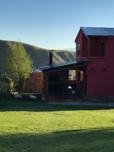 Un Rincón en Piedras Blancas, Country houses  Potrerillos - big - 8