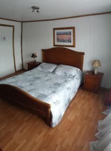 Hostal Valentino, Hotel  Villarrica - big - 41