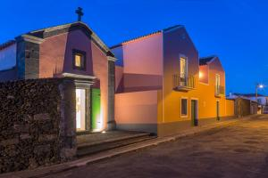 Santana Cottage, Prázdninové domy  Rabo de Peixe - big - 1