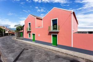 Santana Cottage, Prázdninové domy  Rabo de Peixe - big - 69