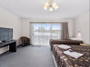 Cleveland Thermal Motel, Motely  Rotorua - big - 32