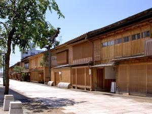 Hotel Wing International Premium Kanazawa Ekimae, Отели эконом-класса  Канандзава - big - 243